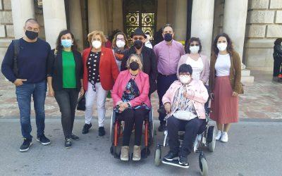 Consell Municipal de la discapacidad en la ciudad de Valencia